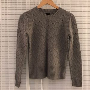 Jcrew Honeycomb Sweater